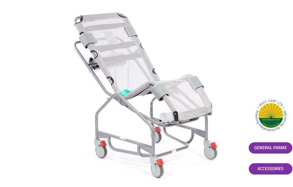 Dash Combi 3 in 1 Tilt in Space Shower Chair